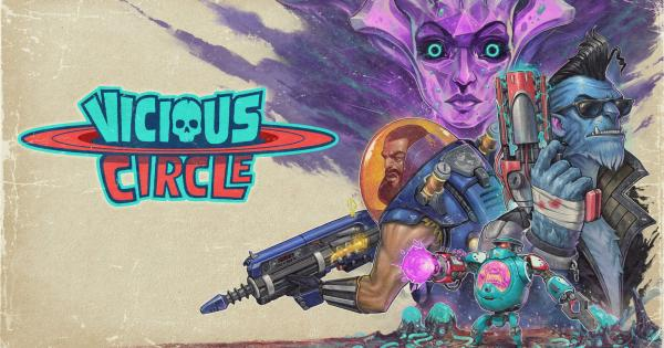 Vicious Circle, an Asymmetrical Team FPS from Rooster