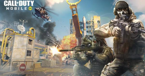 Call of Duty: Mobile Launches October 1