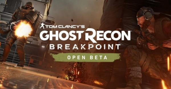 Tom Clancy's Ghost Recon Breakpoint Open Beta begins on September 24th