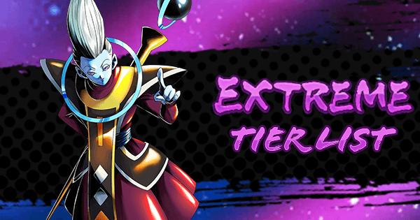EX Tier List | Dragon Ball Legends Wiki - GamePress