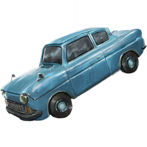 Weasleys' Flying Car