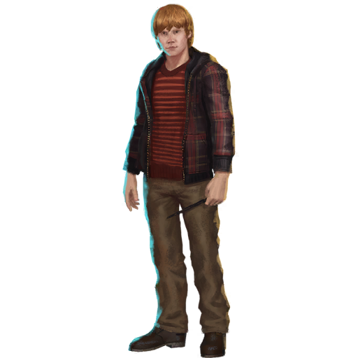 Young Ron Weasley