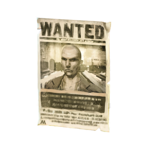 Wanted Poster Azkabane Escapee