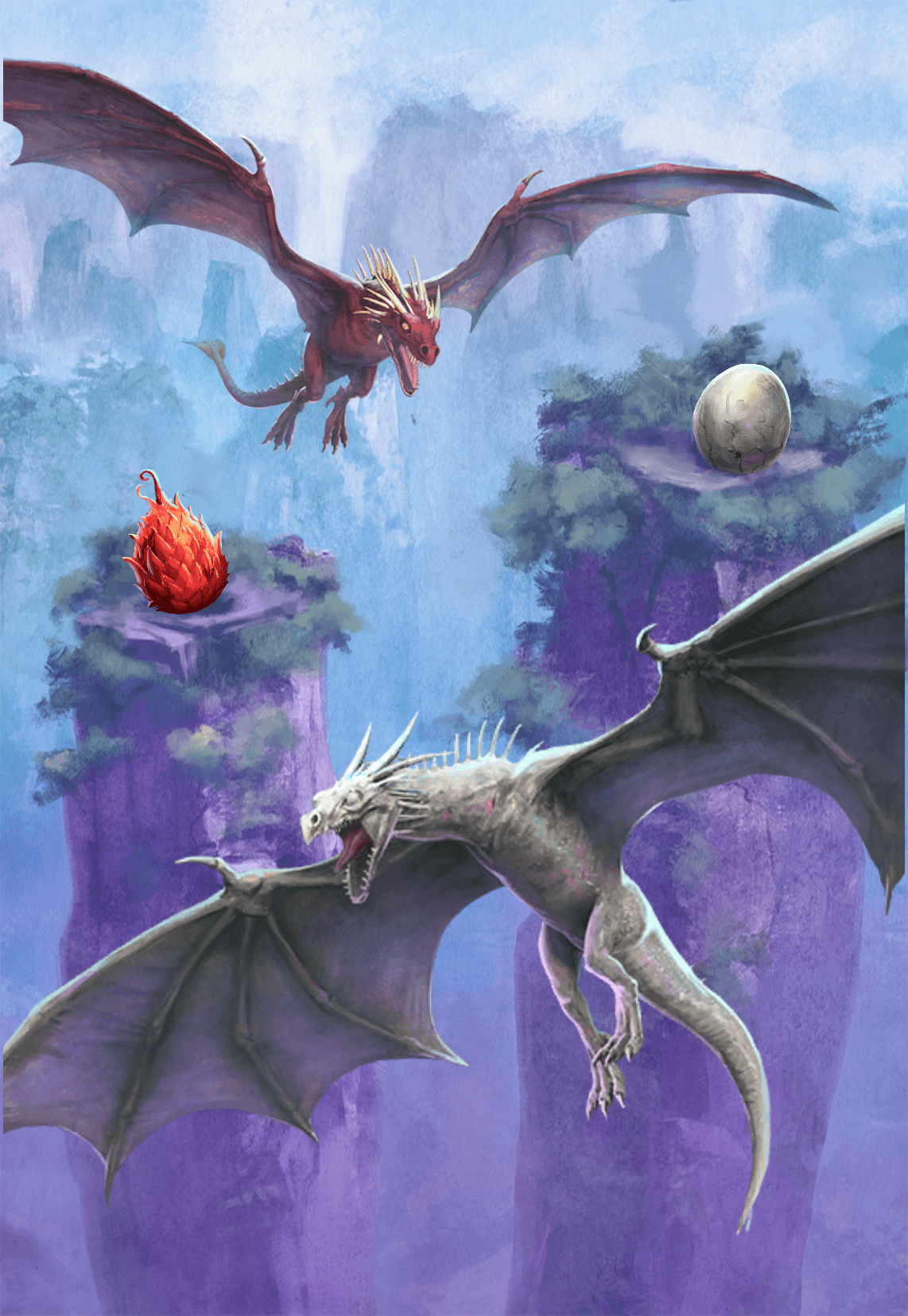 New Oddities: How to Find Dragons and Dragon Eggs in Wizards