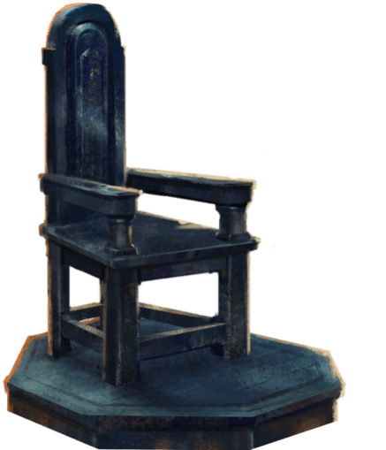 Wizengamot Accusation Chair