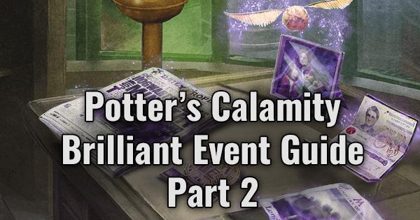 wizards unite brilliant event part 2