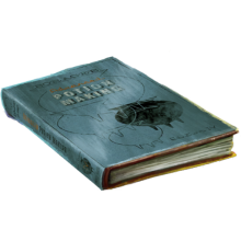 Half-Blood Prince's Copy of Advanced Potion Making