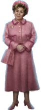 Umbridge in High Inquisitor Outfit